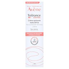 AVENE Tolerance Control Creme 40 Milliliter - Vorderseite