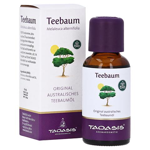 Taoasis Teebaum Öl im Umkarton 30 Milliliter