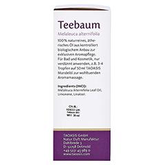Taoasis Teebaum Öl im Umkarton 30 Milliliter - Linke Seite