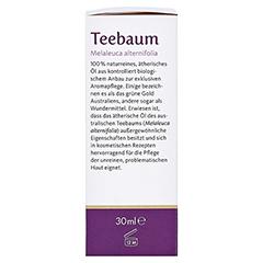 Taoasis Teebaum Öl im Umkarton 30 Milliliter - Rechte Seite
