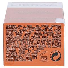 LIERAC Mesolift Creme Anti-Müdigkeit 10 Milliliter - Unterseite