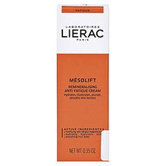 LIERAC Mesolift Creme Anti-Müdigkeit 10 Milliliter - Rückseite