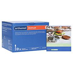 ORTHOMOL Immun Trinkfläschchen + gratis Burgerpresse Orthomol 30 Stück