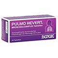 PULMO HEVERT Bronchialcomplex Tabletten 40 Stück N1