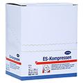 ES-KOMPRESSEN steril 7,5x7,5 cm 8fach 25x2 Stück