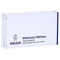 MAJORANA/MELISSA Vaginaltabletten 10 Stück N1