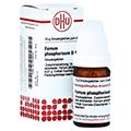 FERRUM PHOSPHORICUM D 12 Globuli 10 Gramm N1