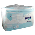 SENI Soft Krankenunterlage 90x170 cm m.Seitenfl. 30 Stück