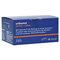 ORTHOMOL Junior C plus Granulat + gratis Burgerpresse Orthomol 30 Stück
