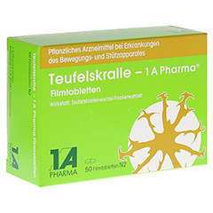 Teufelskralle-1A Pharma 50 Stück N2
