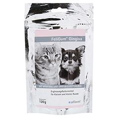 FELIGUM Gingiva Kaudrops f.Katzen/kleine Hunde 120 Gramm