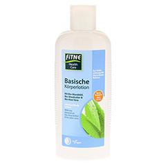 BASISCHE Körperlotion Flasche 200 Milliliter