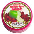 ECHT SYLTER Himbeer Apfel Bonbons zuckerfrei 70 Gramm