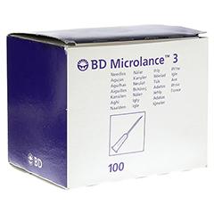 BD MICROLANCE Kanüle 19 G 1 1/2 1,1x40 mm 100 Stück