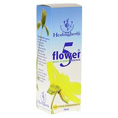 BACH KOMBINATION 5 Flow.Notfalltropf.Healing Herbs 30 Milliliter
