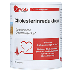 CHOLESTERINREDUKTION Dr.Wolz Pulver 224 Gramm