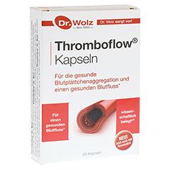 THROMBOFLOW Kapseln Dr.Wolz 20 Stück