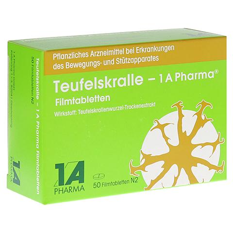TEUFELSKRALLE 1A Pharma Filmtabletten 50 Stück N2