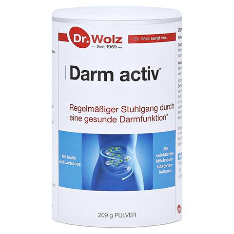 DARM ACTIV Dr.Wolz Pulver 209 Gramm
