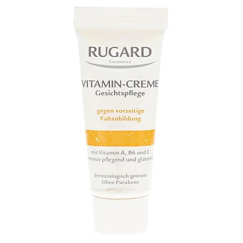RUGARD Vitamin Creme Gesichtspflege Tube 8 Milliliter