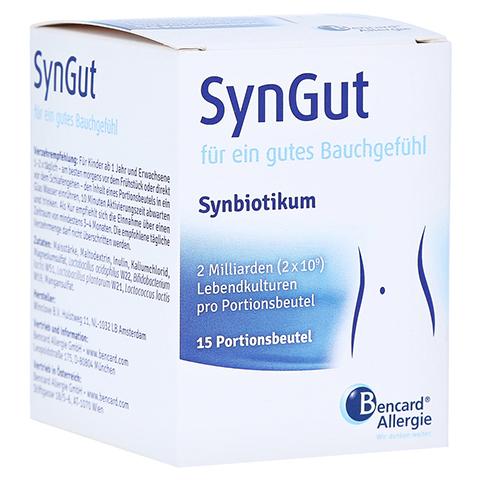 SYNGUT Synbiotikum m.Probiotika u.Prebiot.Beutel 15 Stück