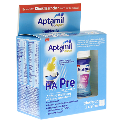APTAMIL Proexpert HA PRE flüssig 2x90 Milliliter