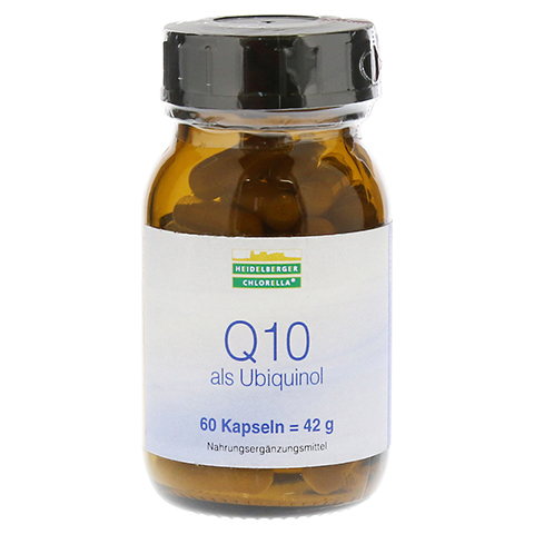 Q10 ALS Ubiquinol Kapseln 60 Stück