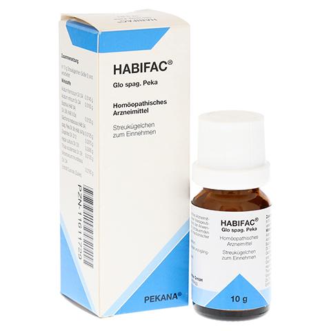 HABIFAC Glo spag.Peka Globuli 10 Gramm N1