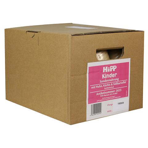 HIPP Kinder Sondennahrung Huhn Kürbis & Süßkart. 12x500 Milliliter