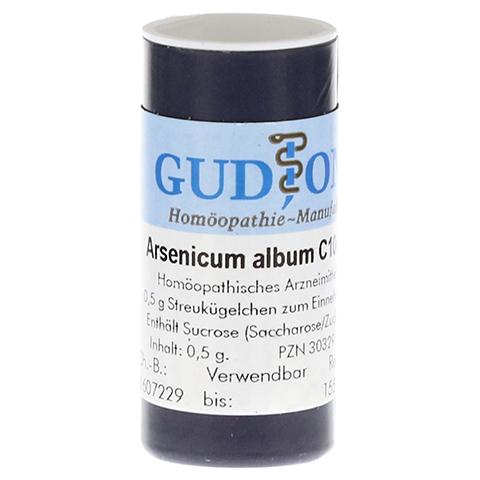 ARSENICUM ALBUM C 1000 Einzeldosis Globuli 0.5 Gramm N1