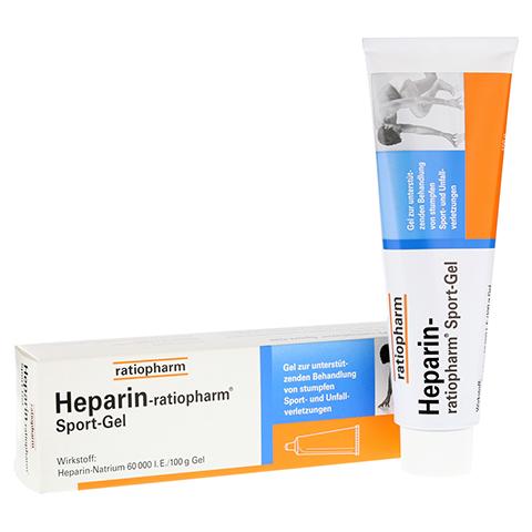 Heparin-ratiopharm Sport 150 Gramm N3