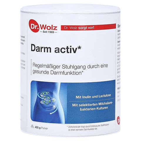 DARM ACTIV Dr.Wolz Pulver 400 Gramm