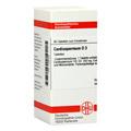 CARDIOSPERMUM D 3 Tabletten 80 Stück N1