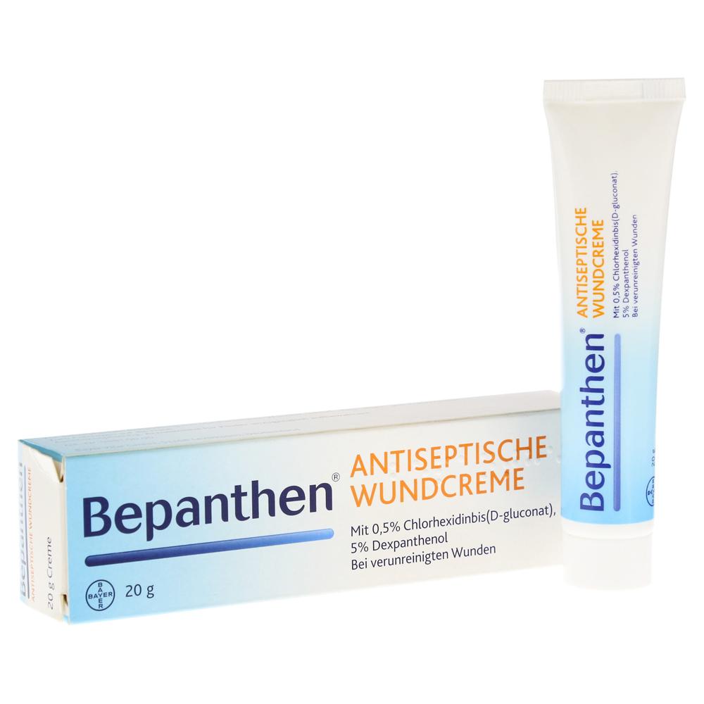 Erfahrungen zu Bepanthen Antiseptische Wundcreme 20 Gramm