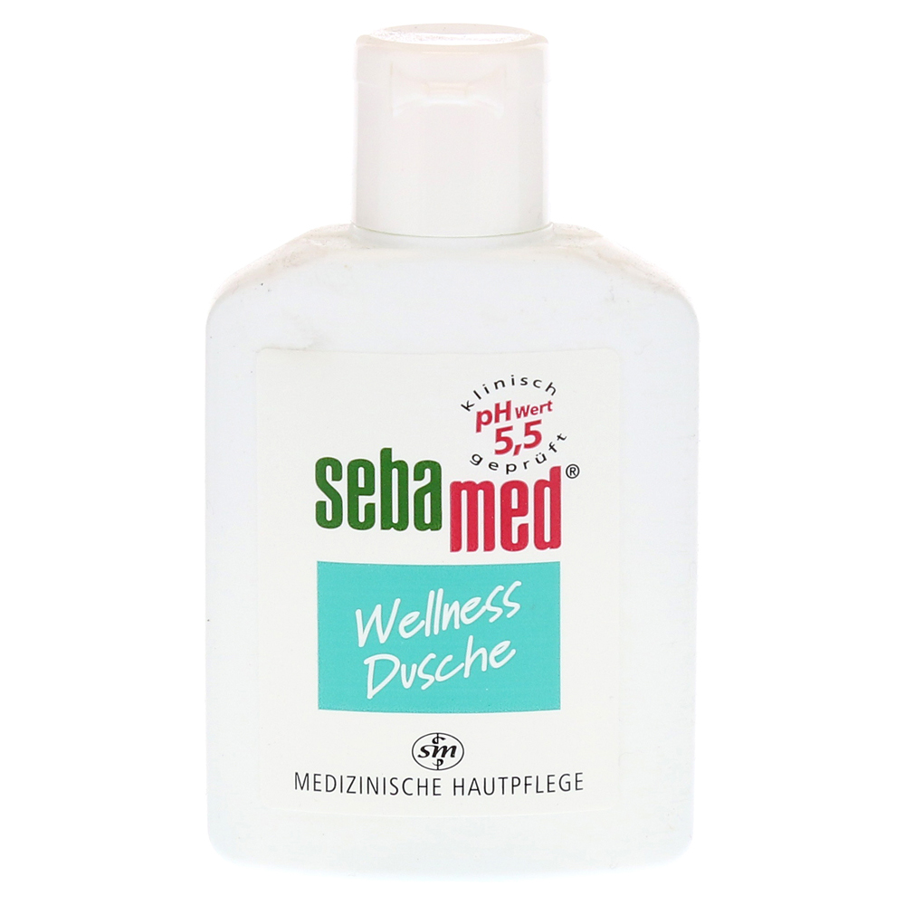sebamed wellness dusche 50 milliliter online bestellen medpex versandapotheke. Black Bedroom Furniture Sets. Home Design Ideas