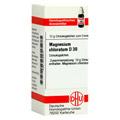 MAGNESIUM CHLORATUM D 30 Globuli 10 Gramm N1