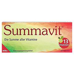 SUMMAVIT Tabletten 20 Stück - Vorderseite