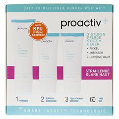 PROACTIV+ Set 3 Tuben 1 Stück - Vorderseite