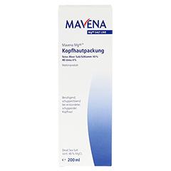 MAVENA Mg46 Kopfhautpackung 200 Milliliter - Vorderseite