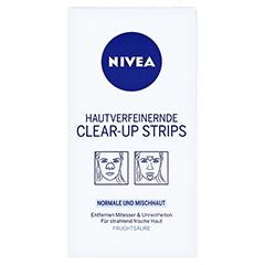 NIVEA VISAGE Clear up Strip 6 Stück - Vorderseite