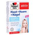 DOPPELHERZ Haut+Haare+Nägel Tabletten 30 Stück