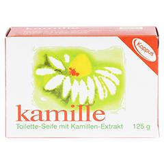 KAPPUS Kamillenseife 125 Gramm - Vorderseite