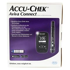 ACCU CHEK Aviva Connect Set mg/dl 1 Stück - Vorderseite