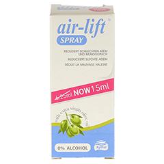 AIR-LIFT Spray gegen Mundgeruch 15 Milliliter - Vorderseite
