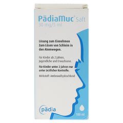 PädiaMuc Saft 30mg/5ml 100 Milliliter N1 - Vorderseite