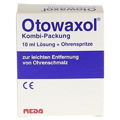 OTOWAXOL Lösung 10 Milliliter - Vorderseite