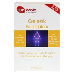 GELENK KOMPLEX Dr.Wolz Kapseln 80 Stück - Vorderseite