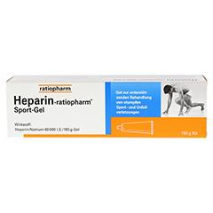 Heparin-ratiopharm Sport 150 Gramm N3 - Vorderseite