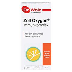 ZELL OXYGEN Immunkomplex flüssig 250 Milliliter - Vorderseite