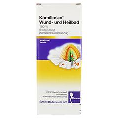 KAMILLOSAN Wund- und Heilbad 500 Milliliter N2 - Vorderseite